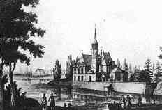 Приоратский (Земляной) дворец в Гатчине