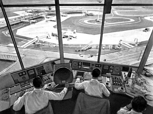 Аэропорт. Амстердам. Общий вид