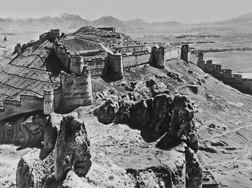 Архитектура крепость бала хиссар в
