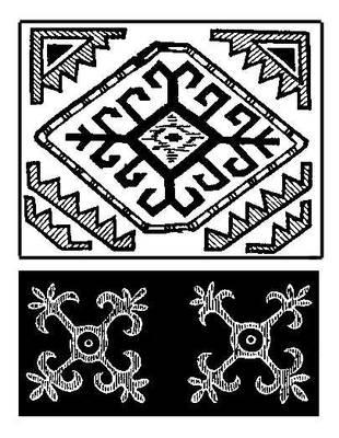 Все фотографии альбома Казахские узоры